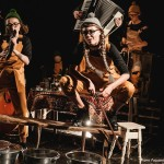 "Teatr-Pralnia (or ""Laundry Theater"") brings a performance to Tricklock that melds many styles."