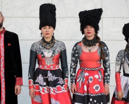 REVIEW: DAKHABRAKHA, THE LANES
